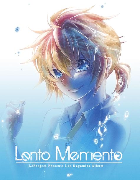 Lento Memento / アルバム【C82】   れれれP公式サイト【L3Project】