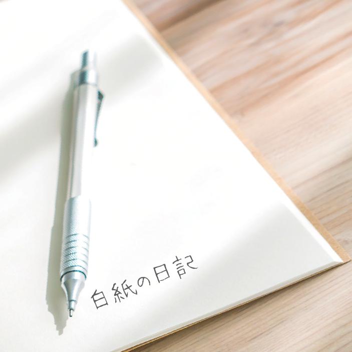 白紙の日記 / シングル【C97】